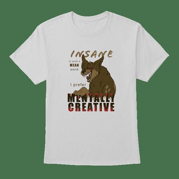 Cobalt from wolf song t-shirt