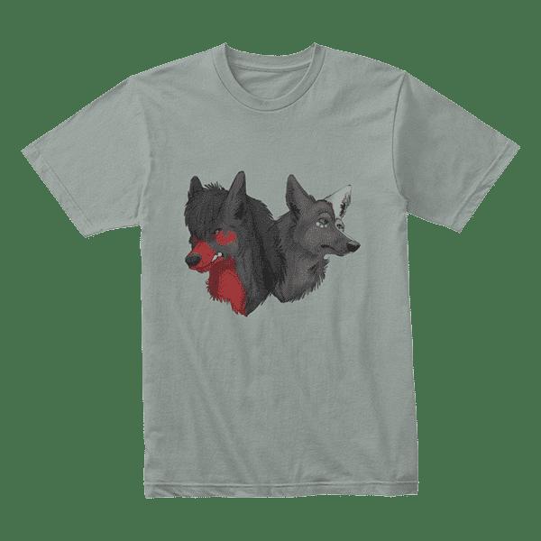 Alador and Arrow shirt