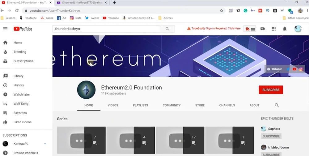 Youtube Account Hacked